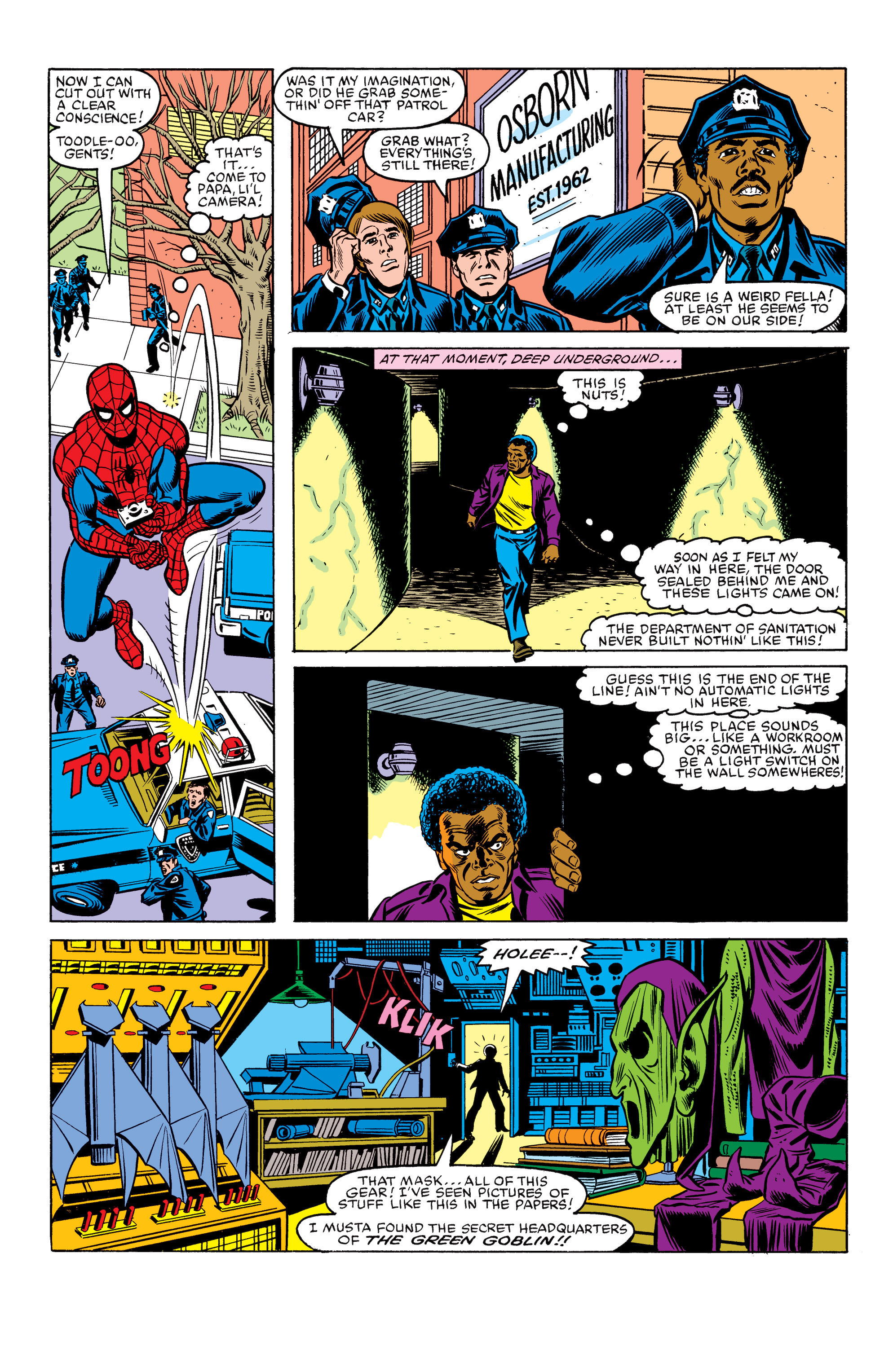 The Amazing Spider-Man (1963) 238 Page 9
