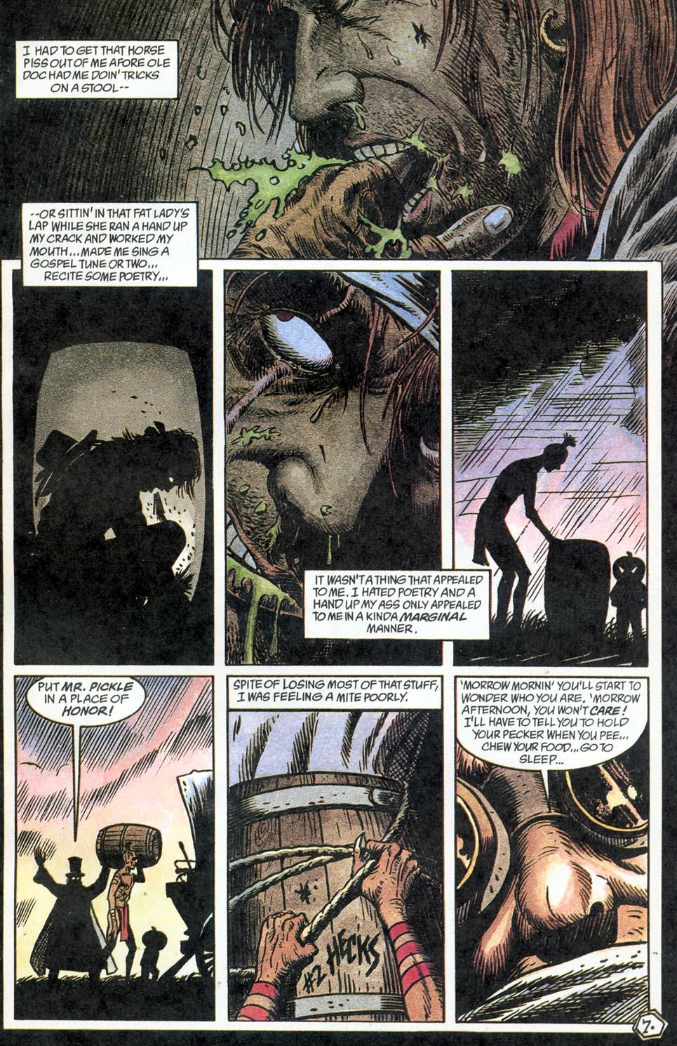 Jonah Hex: Two-Gun Mojo Issue #4 #4 - English 9
