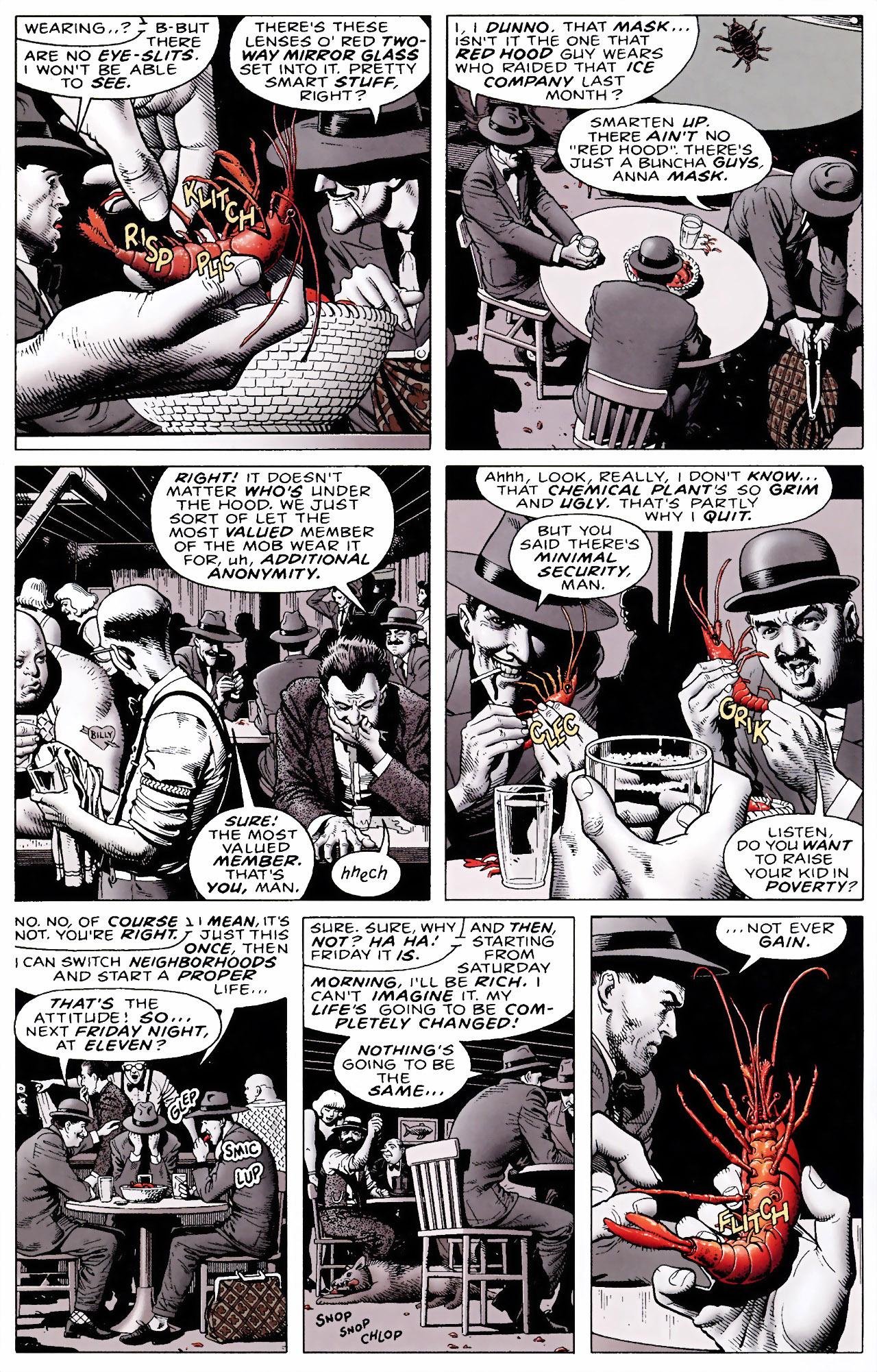 Batman: The Killing Joke chap 1 pic 22