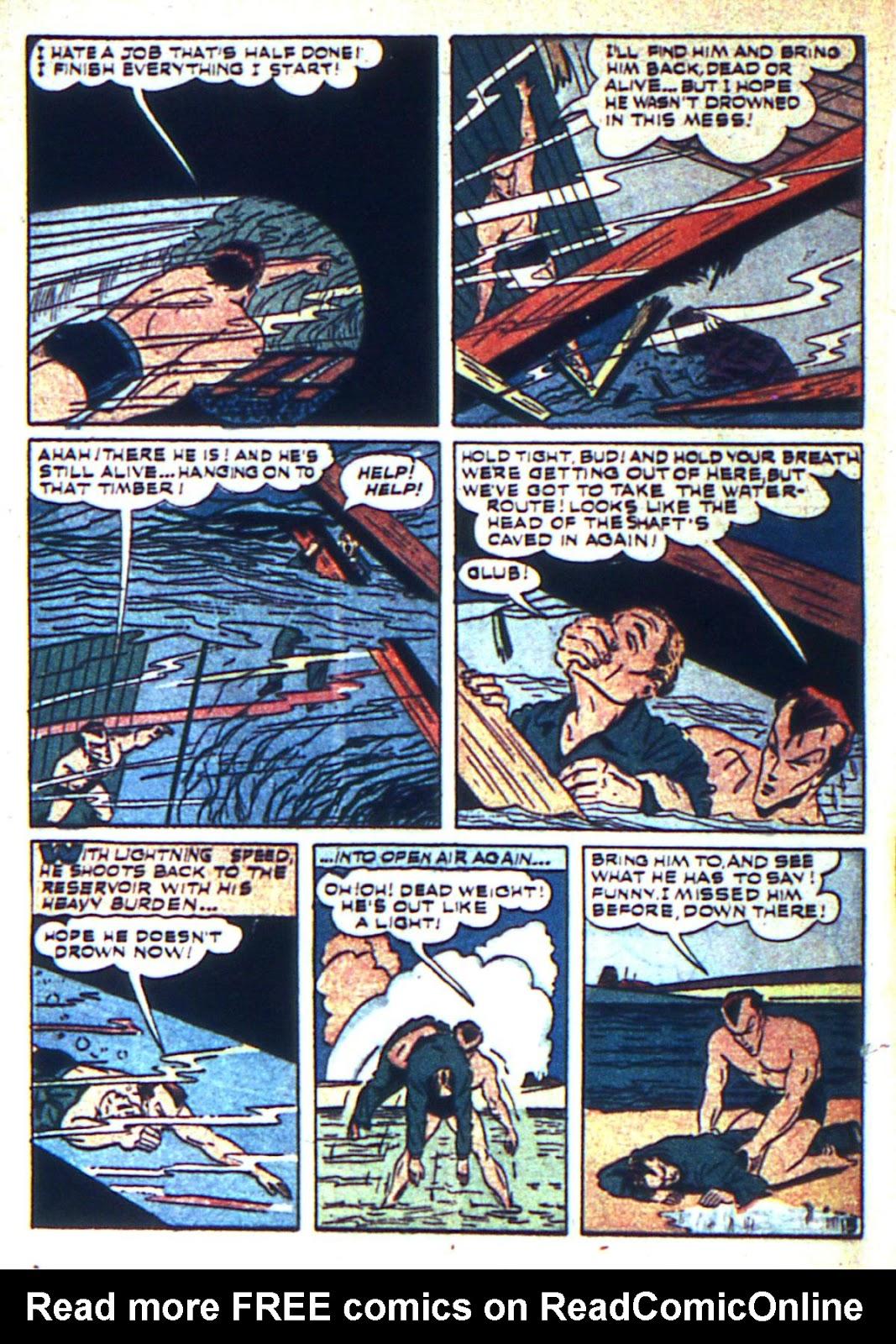 Sub-Mariner Comics Issue #2 #2 - English 38