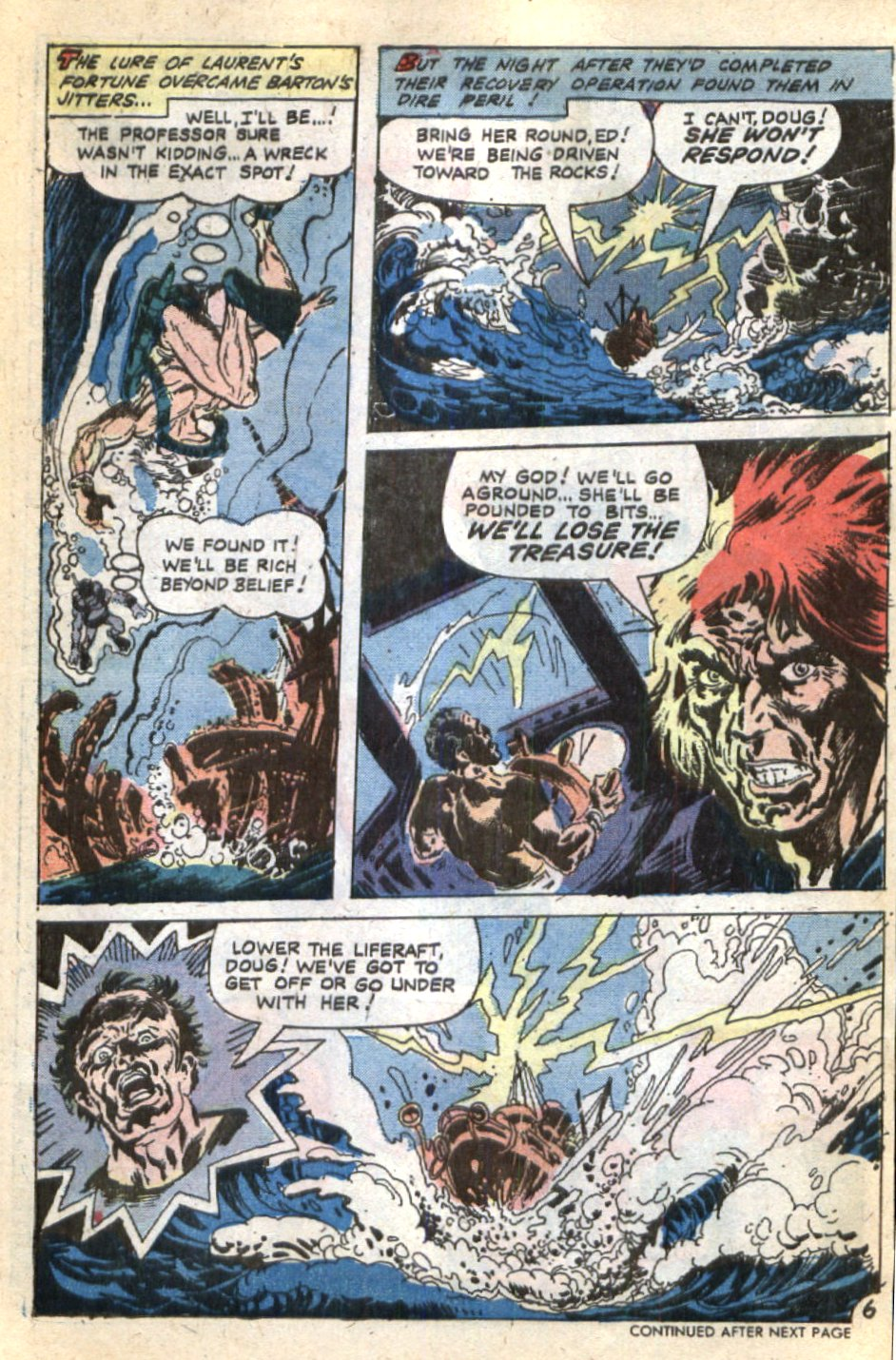 Read online Scary Tales comic -  Issue #9 - 16