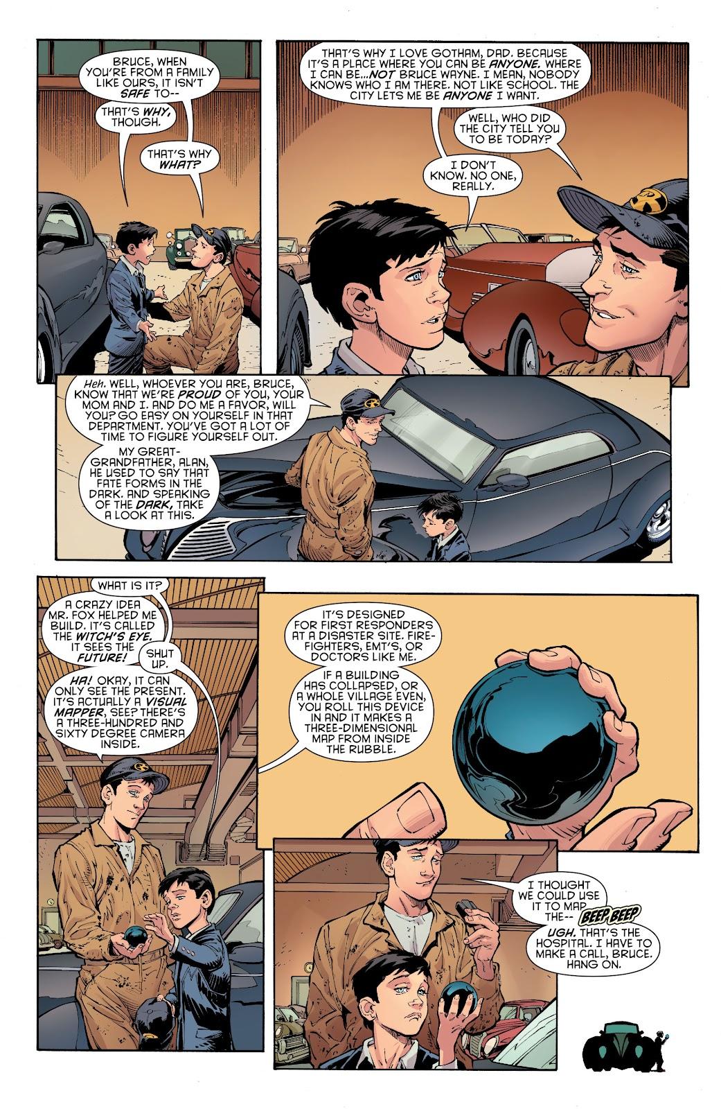 Batman (2011) Issue #21 #36 - English 19