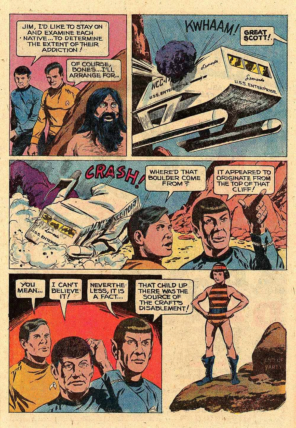 Star Trek (1967) #52 #52 - English 12