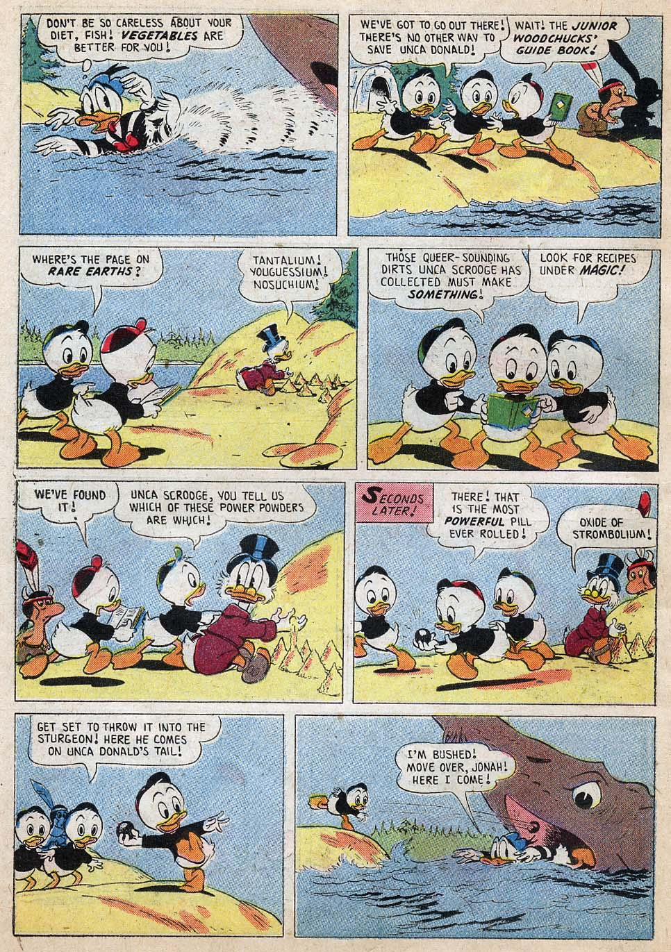 Uncle Scrooge (1953) Issue #18 #18 - English 26