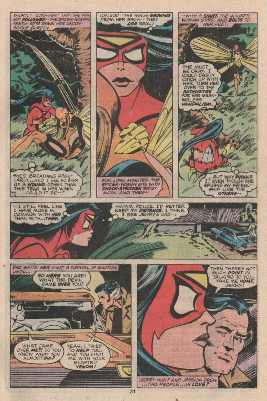 Spider-Woman (1978) #10 #41 - English 19