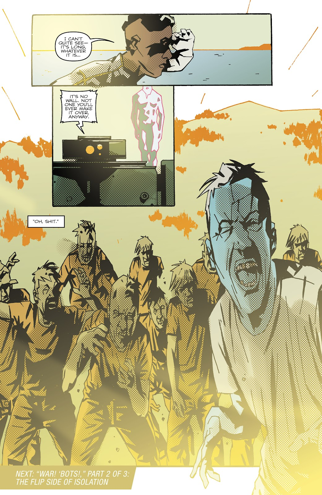 Zombies vs Robots (2015) Issue #8 Page 22