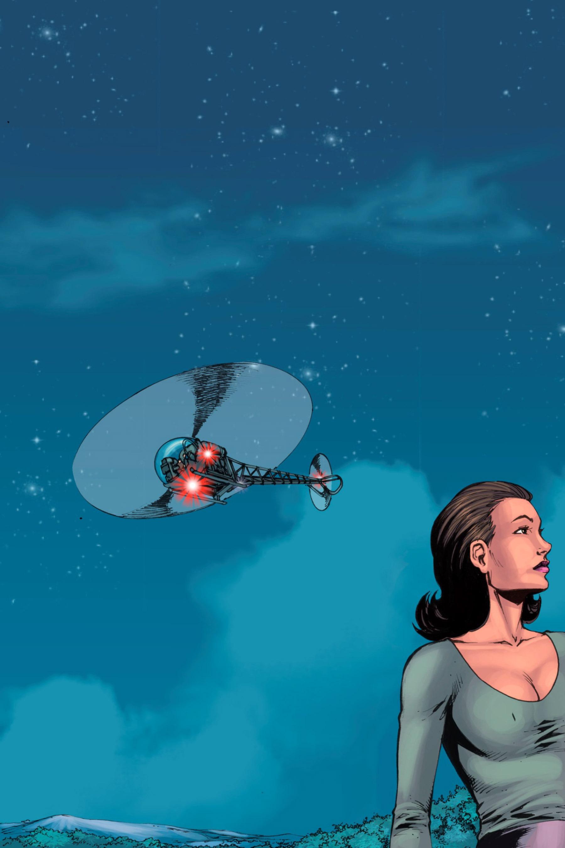 Read online Z-Men comic -  Issue #3 - 53