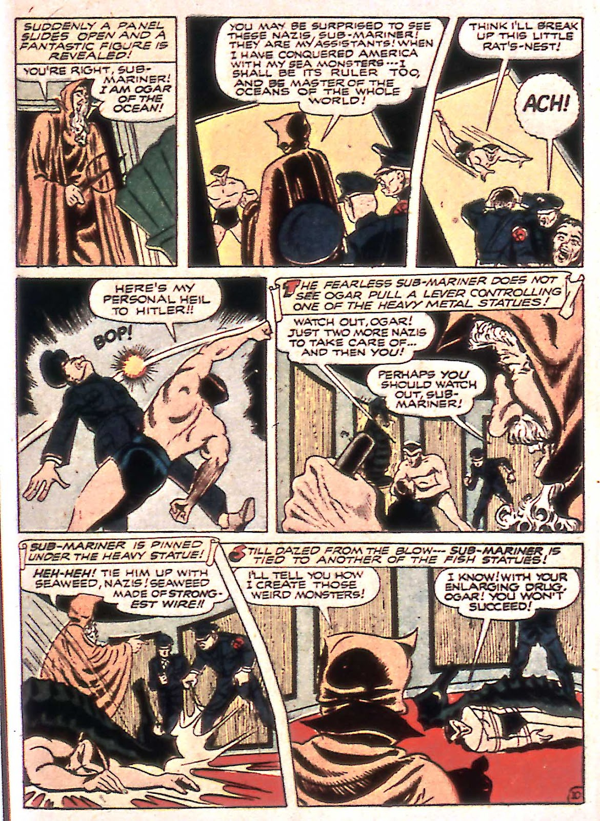 Sub-Mariner Comics Issue #14 #14 - English 39