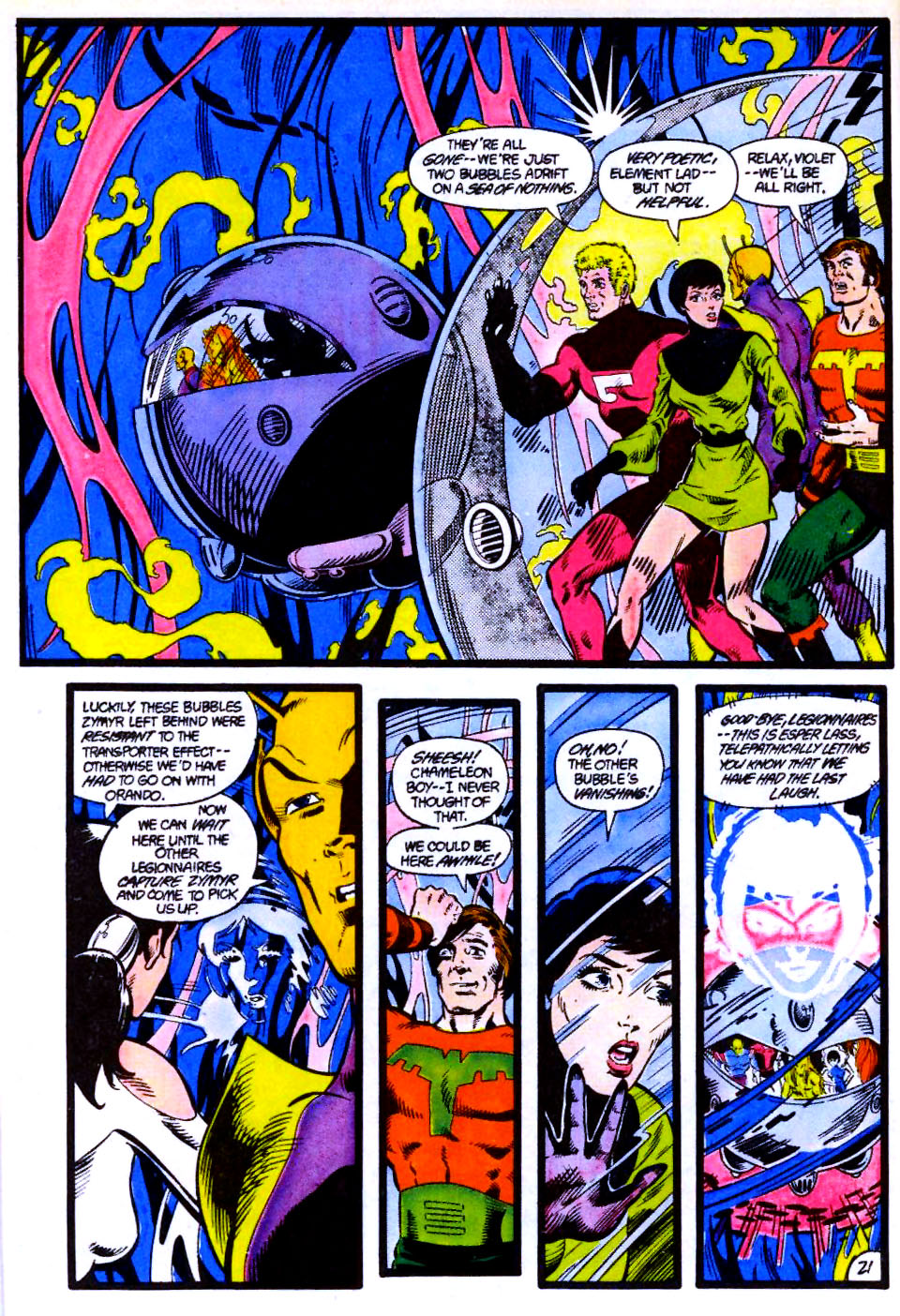Tales of the Legion Issue #330 #17 - English 22