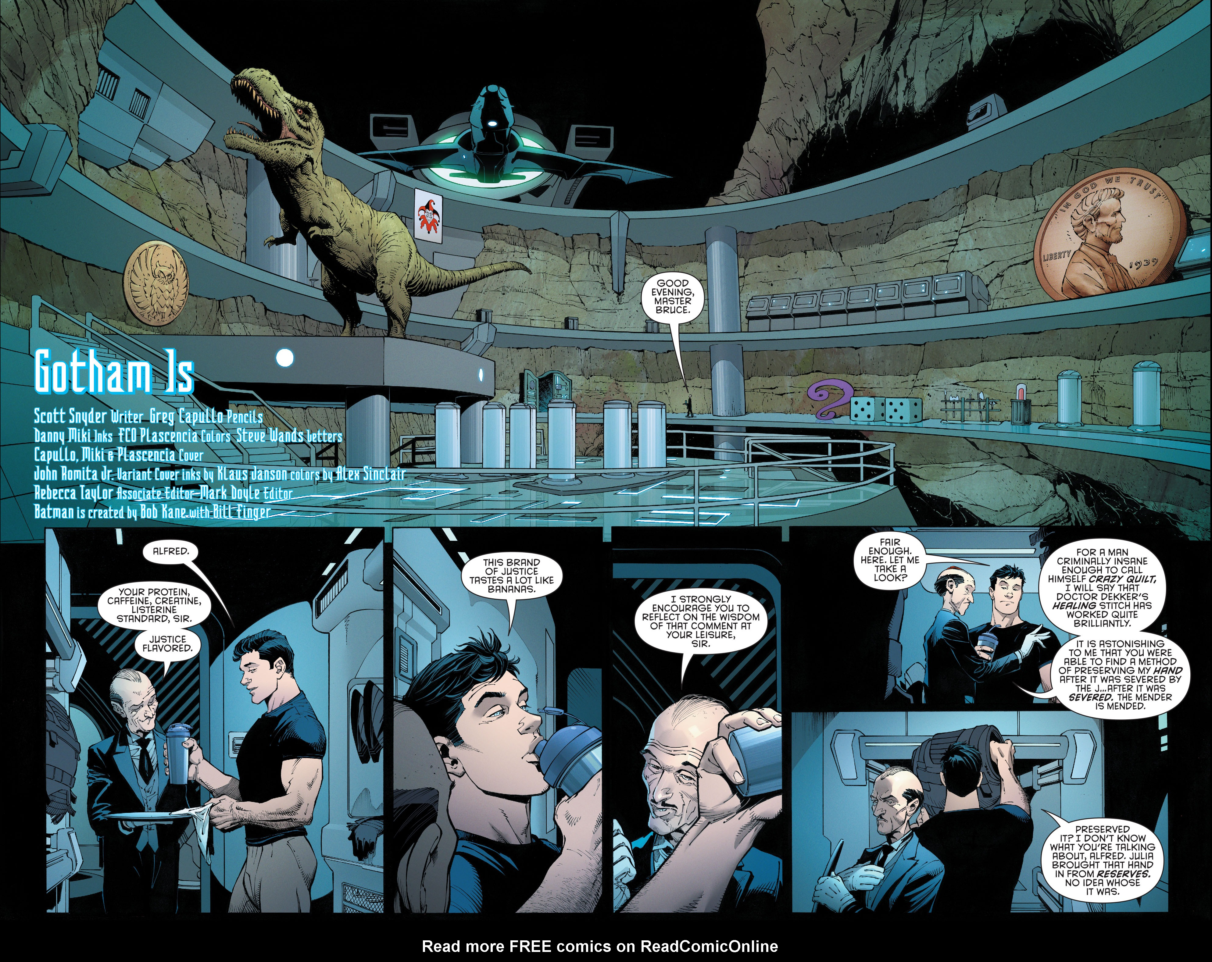 Batman (2011) #51 #74 - English 5