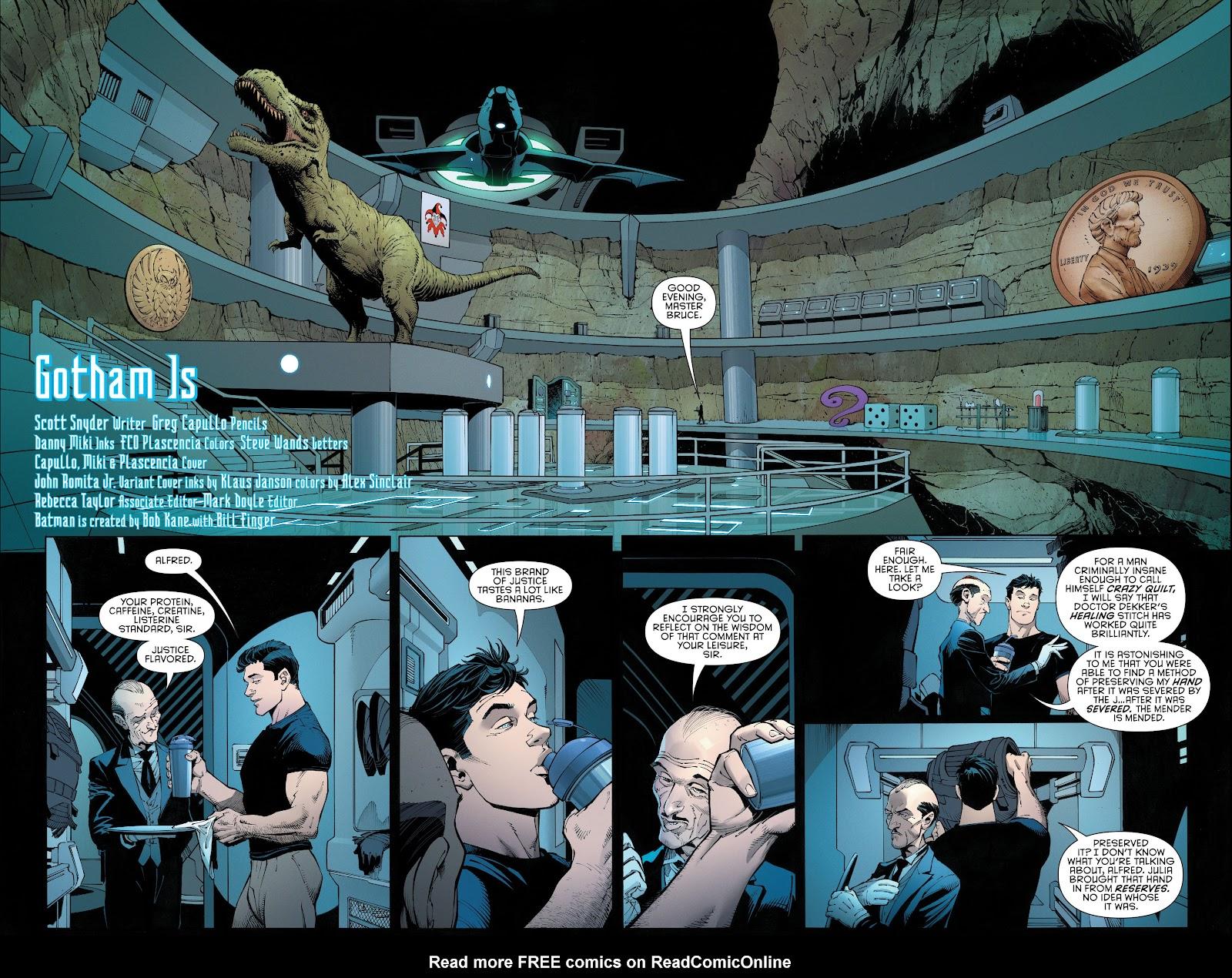 Batman (2011) Issue #51 #70 - English 5