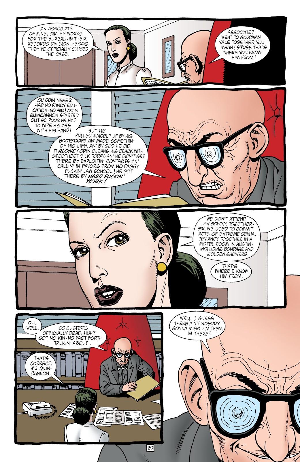 Preacher Issue #43 #52 - English 21