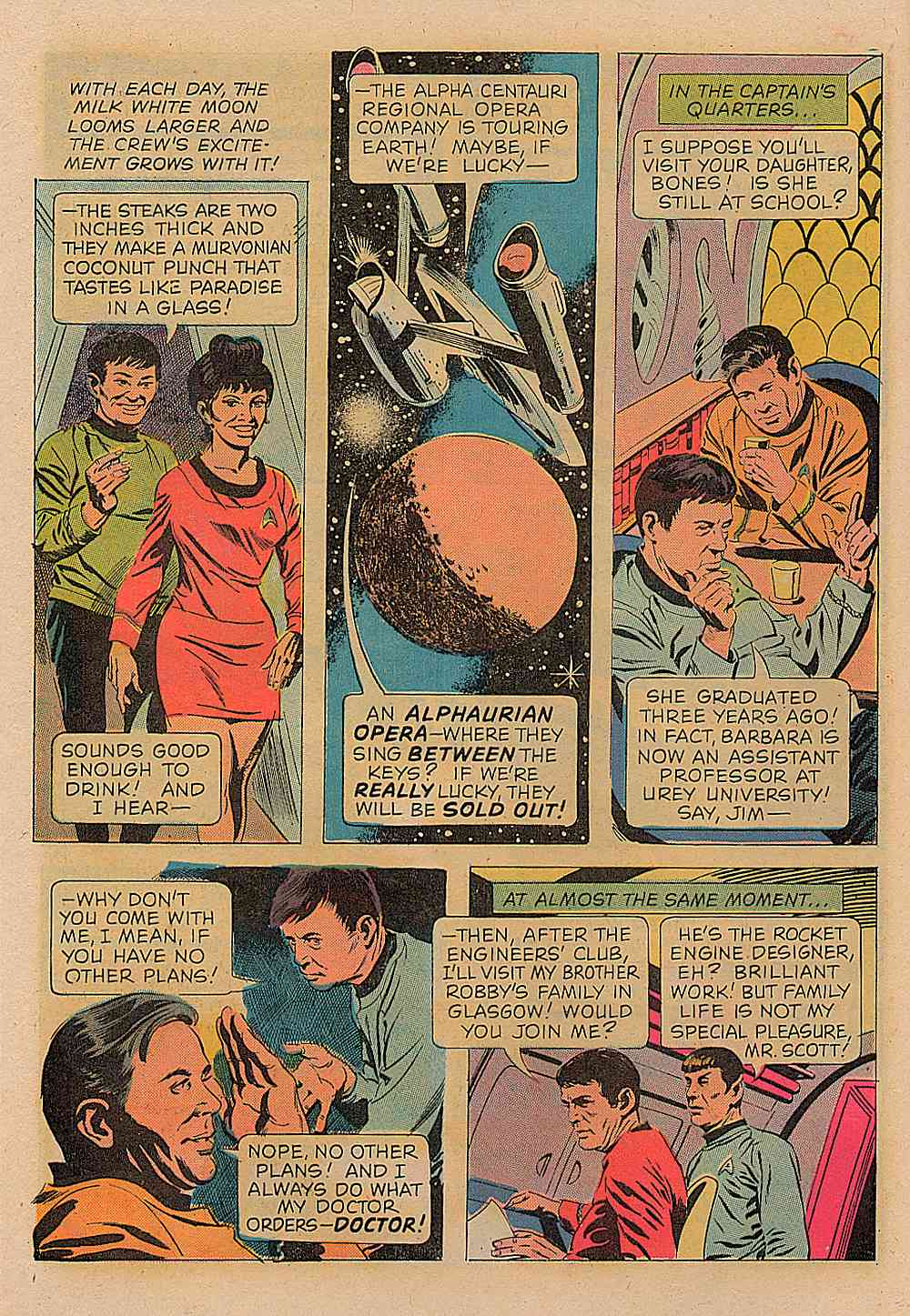 Star Trek (1967) Issue #40 #40 - English 6