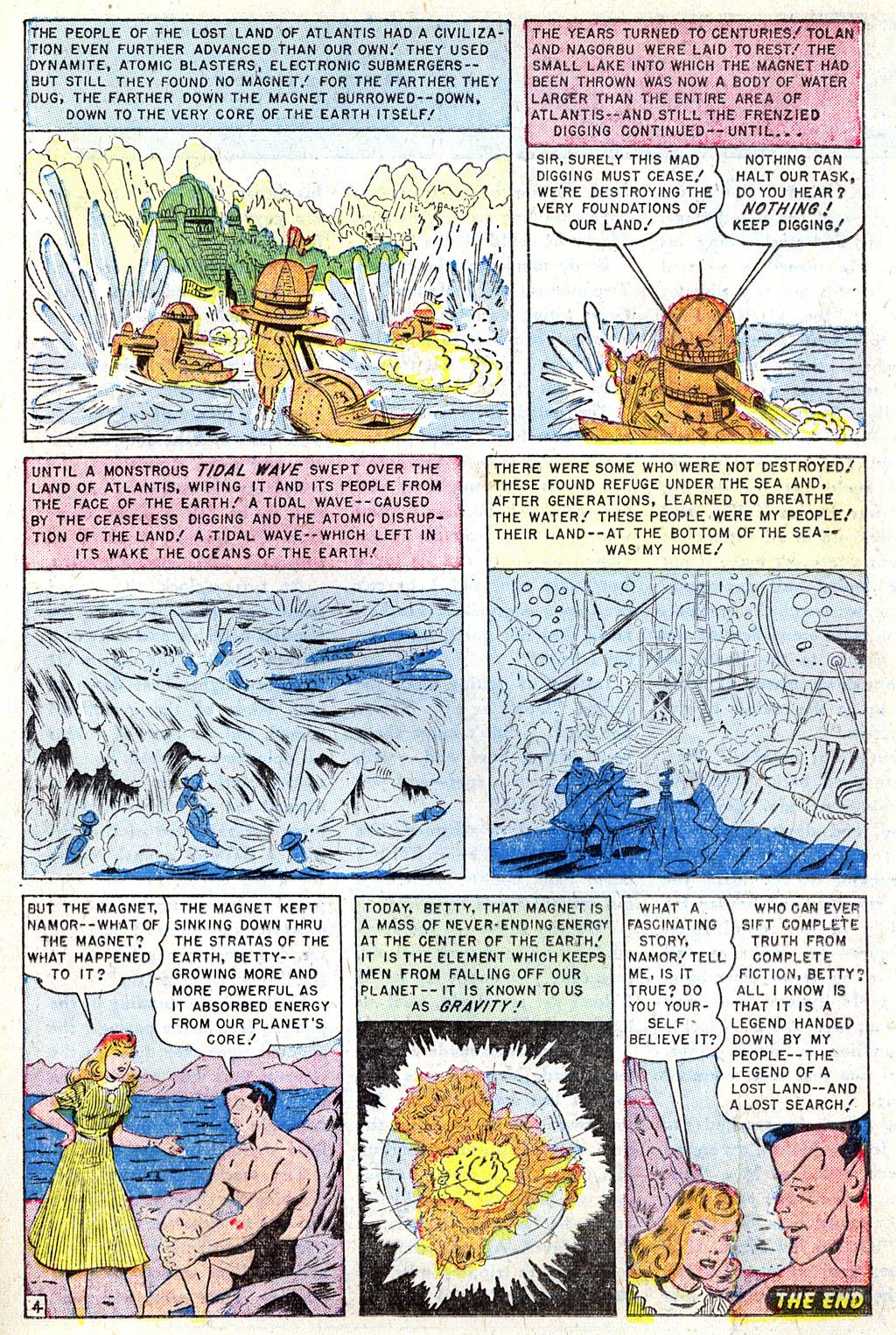 Sub-Mariner Comics #31 #31 - English 12