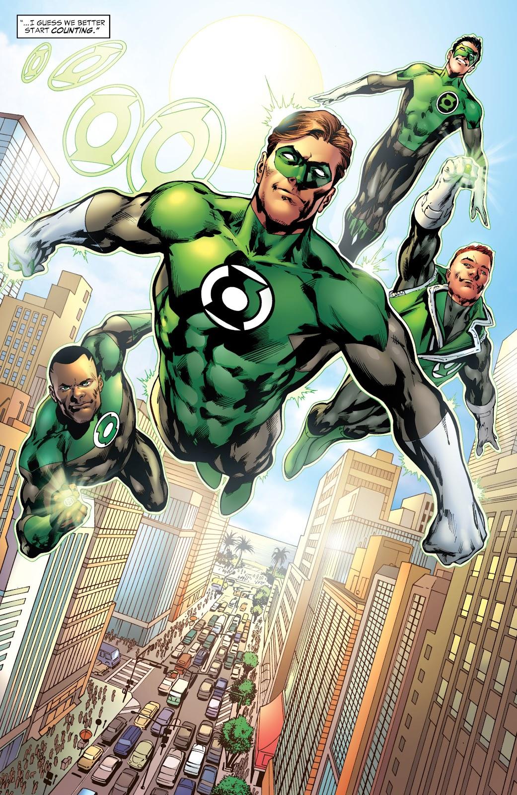 Green Lantern: The Sinestro Corps War Full #1 - English 284