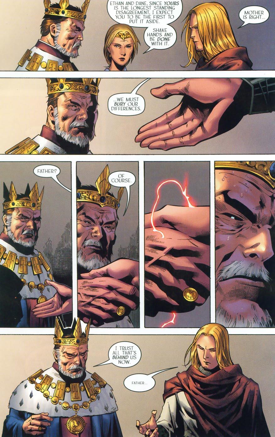 Read online Scion comic -  Issue #36 - 13