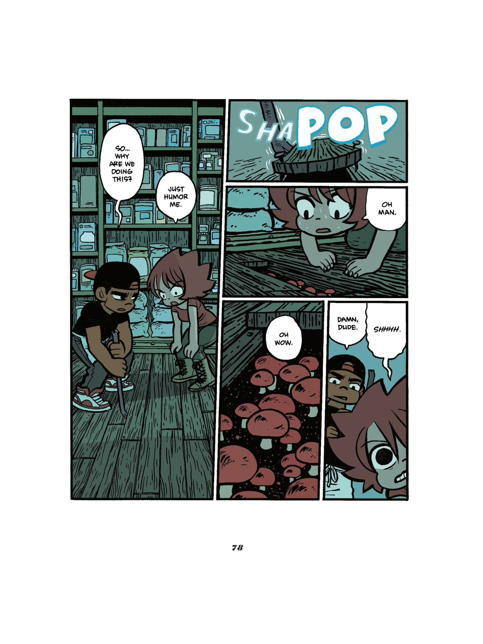 Read online Seconds comic -  Issue # Full - 80