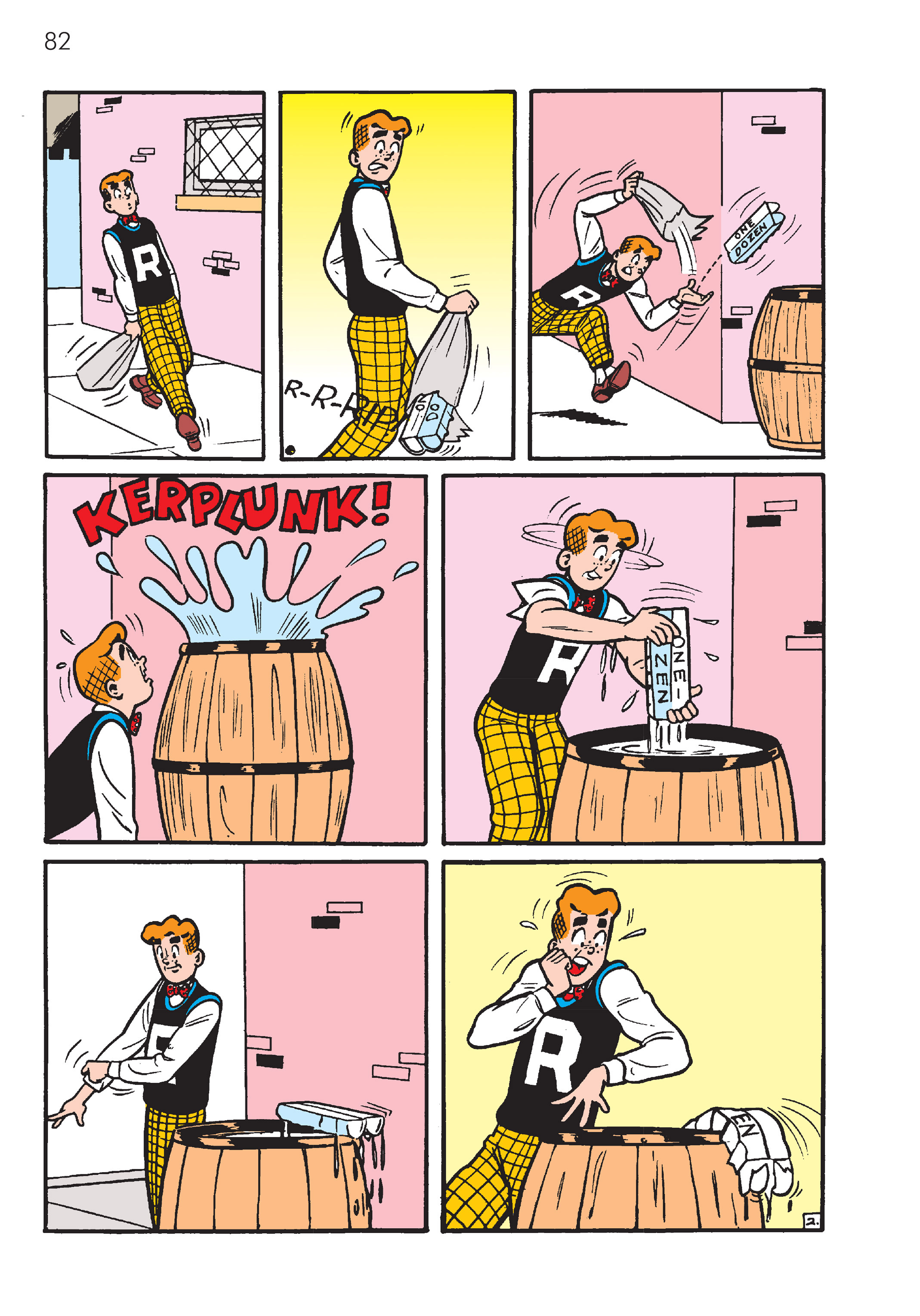 Read online The Best of Archie Comics comic -  Issue # TPB 4 (Part 1) - 83