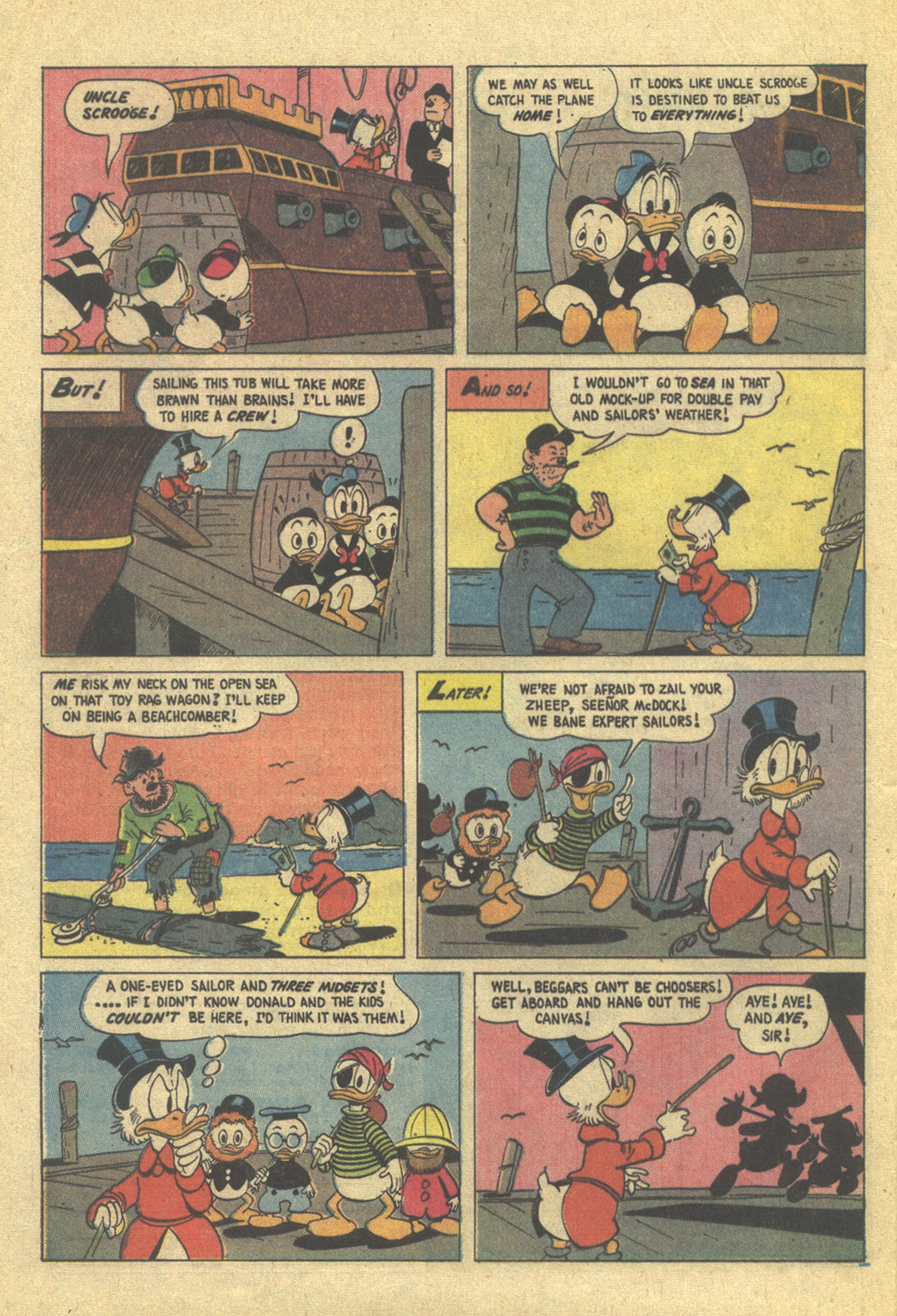 Uncle Scrooge (1953) Issue #103 #103 - English 24