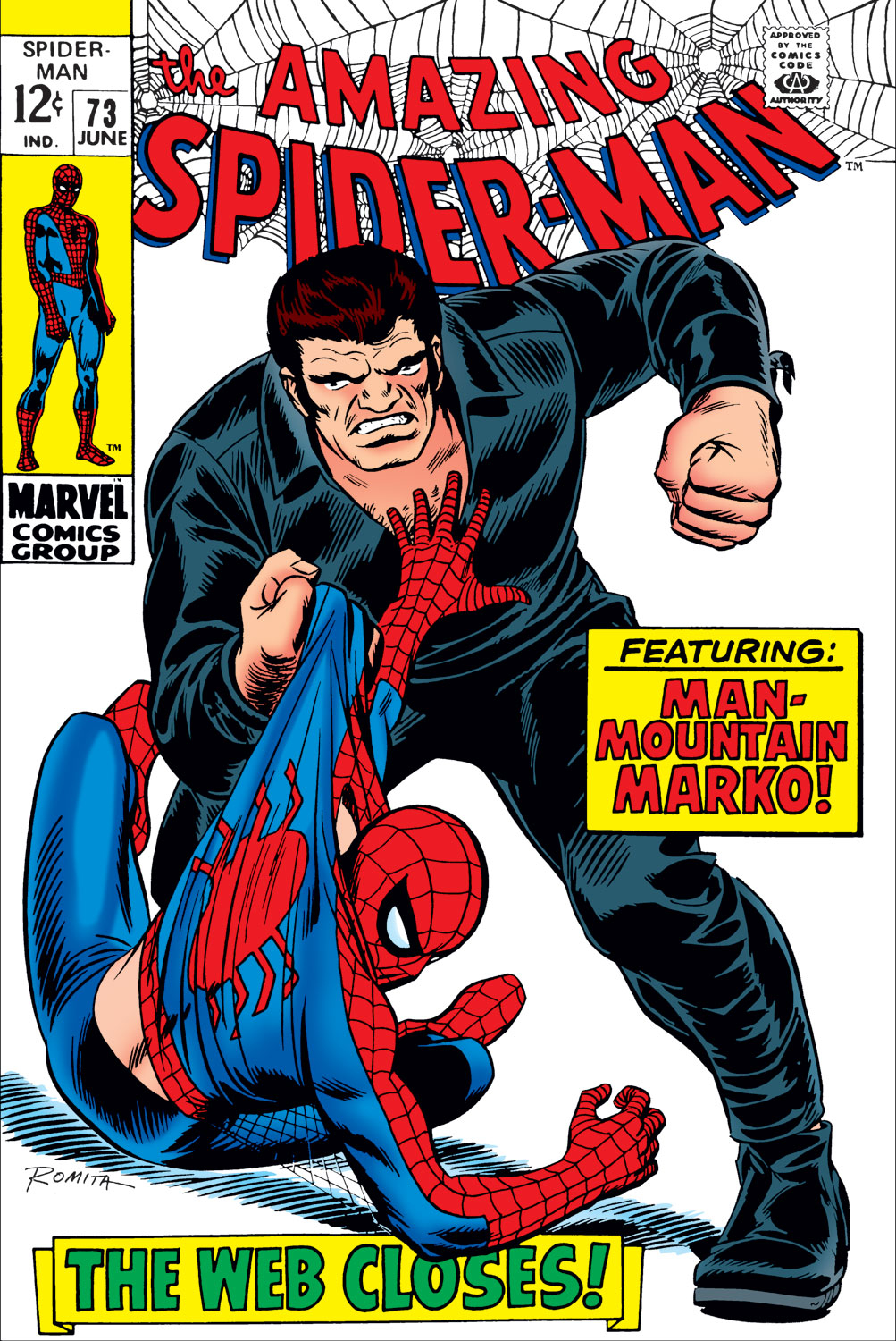 The Amazing Spider-Man (1963) 73 Page 1