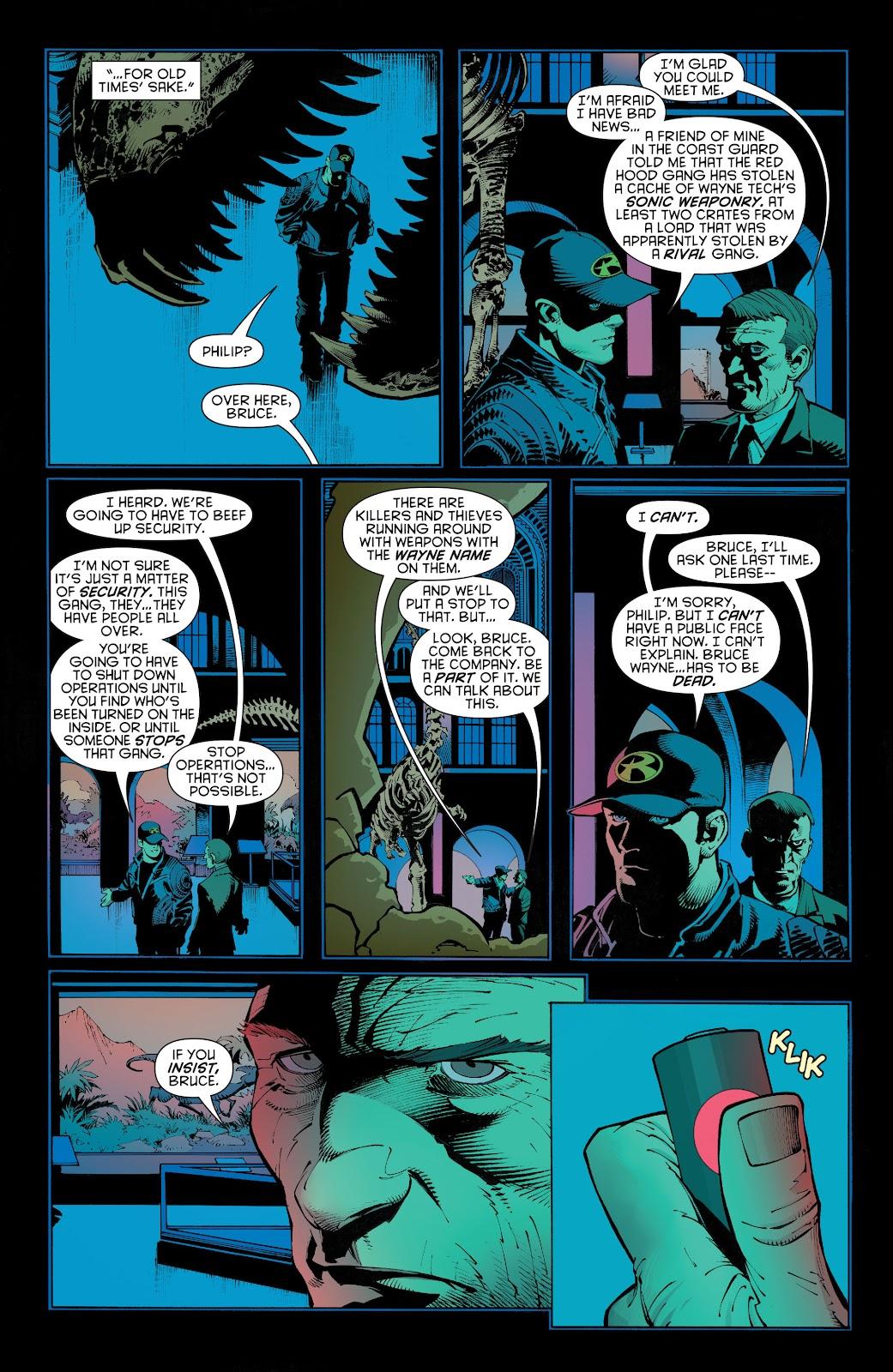 Batman (2011) Issue #22 #37 - English 16