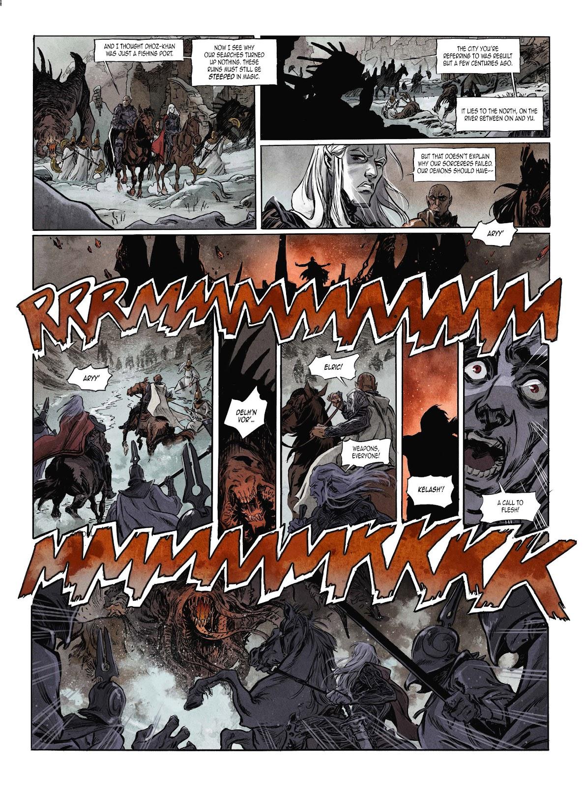 Elric (2014) TPB 2 #2 - English 40