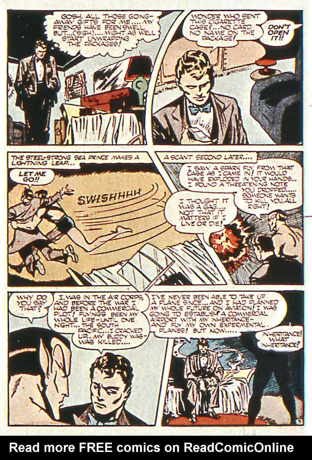 Sub-Mariner Comics Issue #16 #16 - English 17