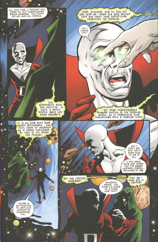 Read online Deadman: Dead Again comic -  Issue #5 - 6