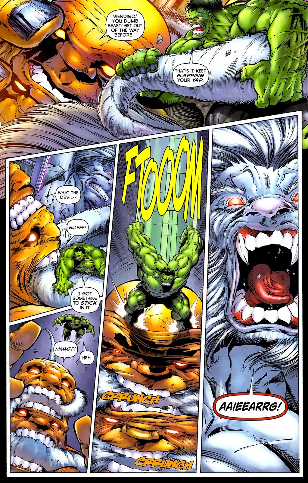 Incredible Hulks (2010) Issue #631 #21 - English 16