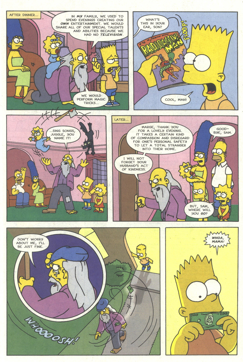 Read online Simpsons Comics comic -  Issue #14 - 6