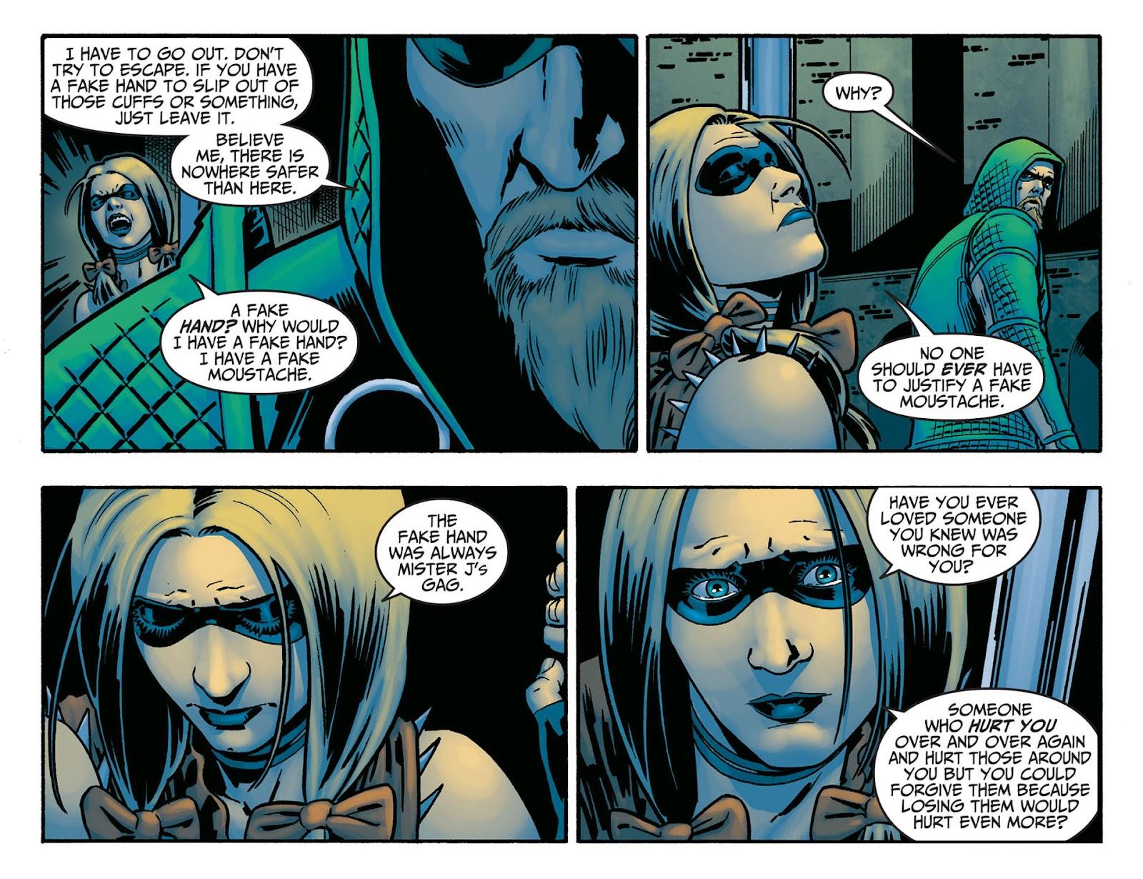 Injustice: Gods Among Us [I] Issue #5 #6 - English 19