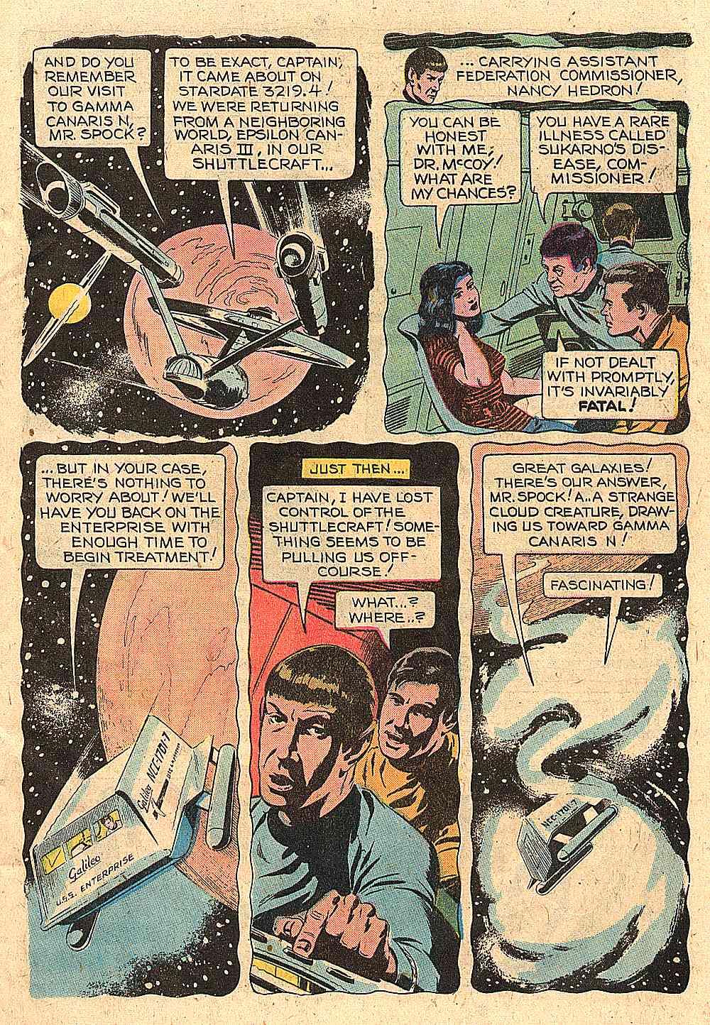 Star Trek (1967) #49 #49 - English 4