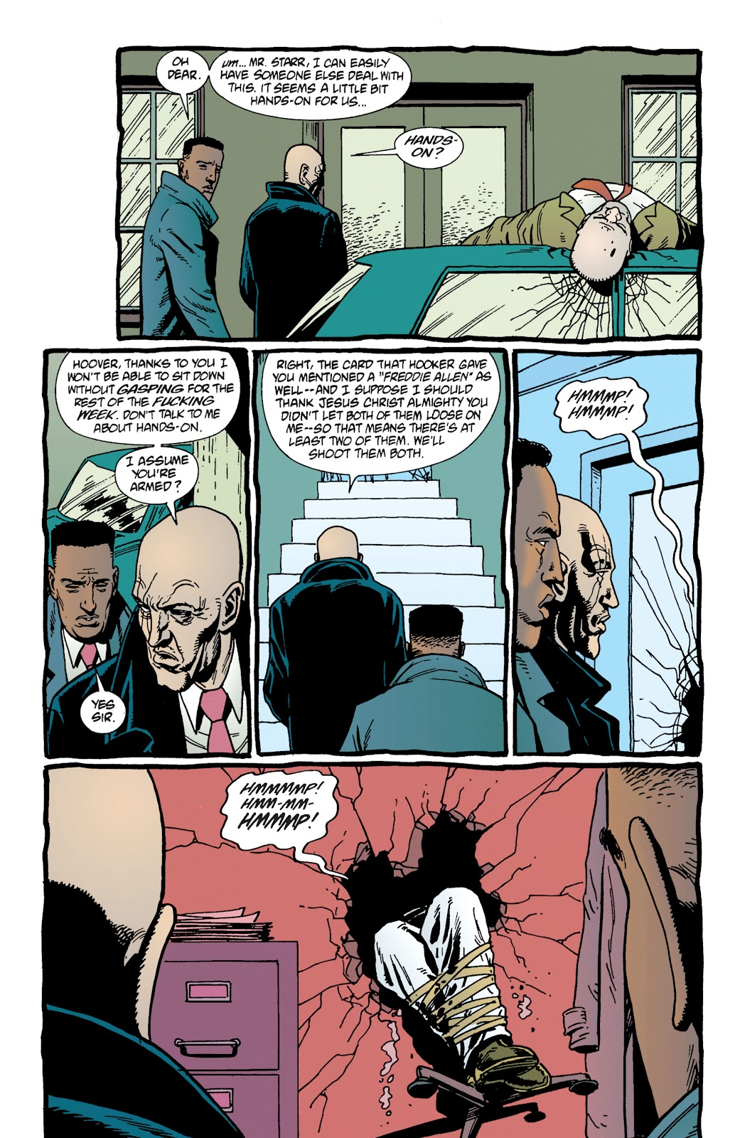 Preacher Issue #15 #24 - English 10