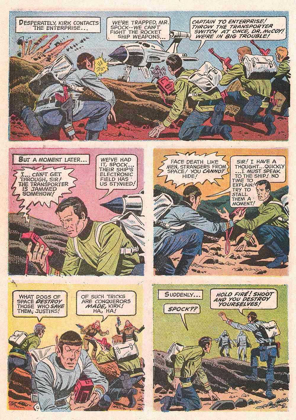 Star Trek (1967) Issue #5 #5 - English 25