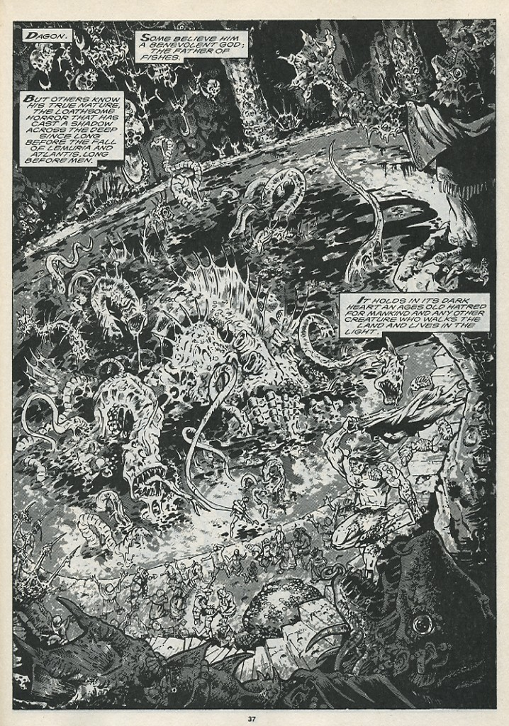 The Savage Sword Of Conan Issue #176 #177 - English 39