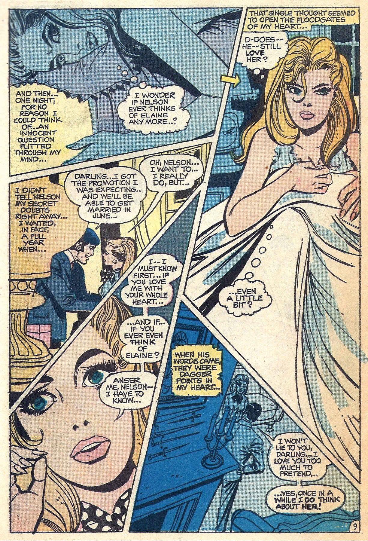 Read online Secret Hearts comic -  Issue #140 - 11