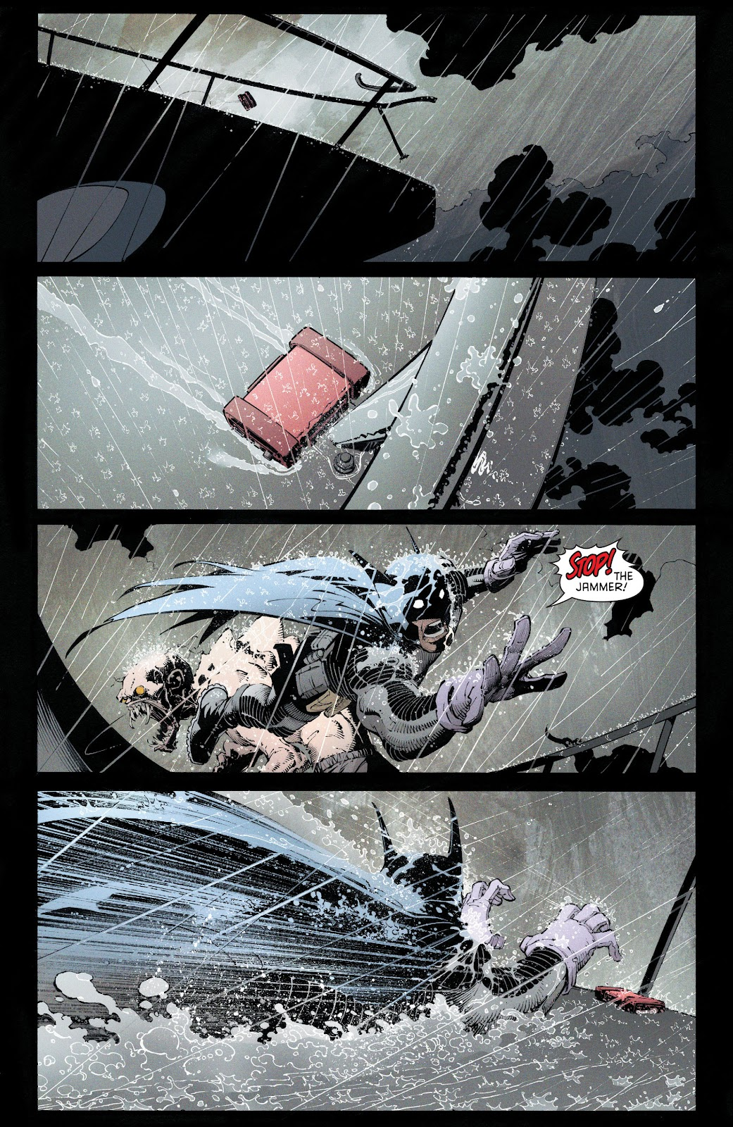 Batman (2011) _TPB 5 #5 - English 101