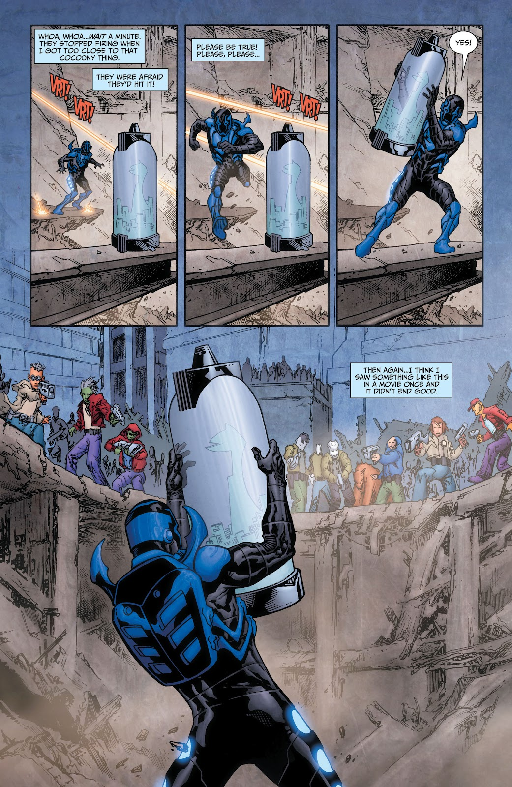 Threshold (2013) Issue #7 #7 - English 19