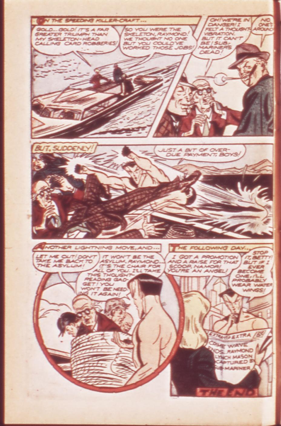 Sub-Mariner Comics Issue #19 #19 - English 14