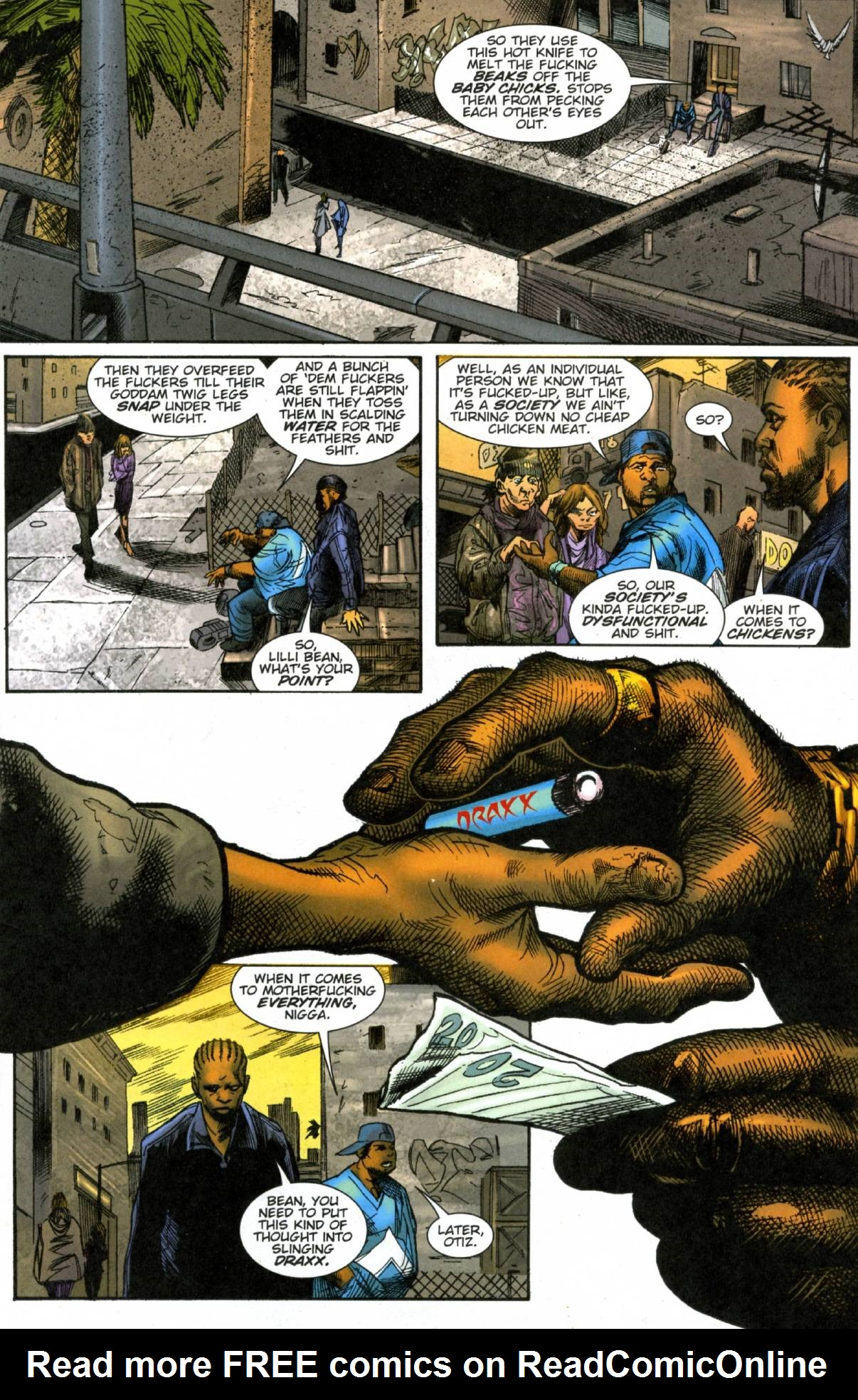 The Exterminators 19 Page 7