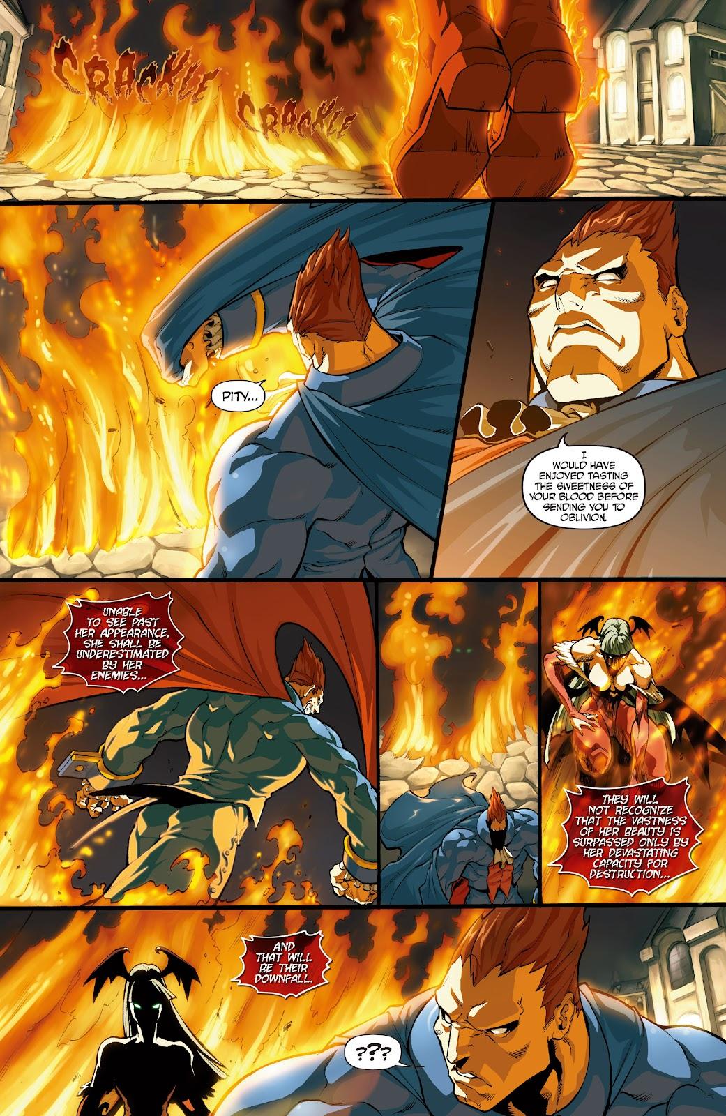 Darkstalkers Issue #0 #1 - English 6
