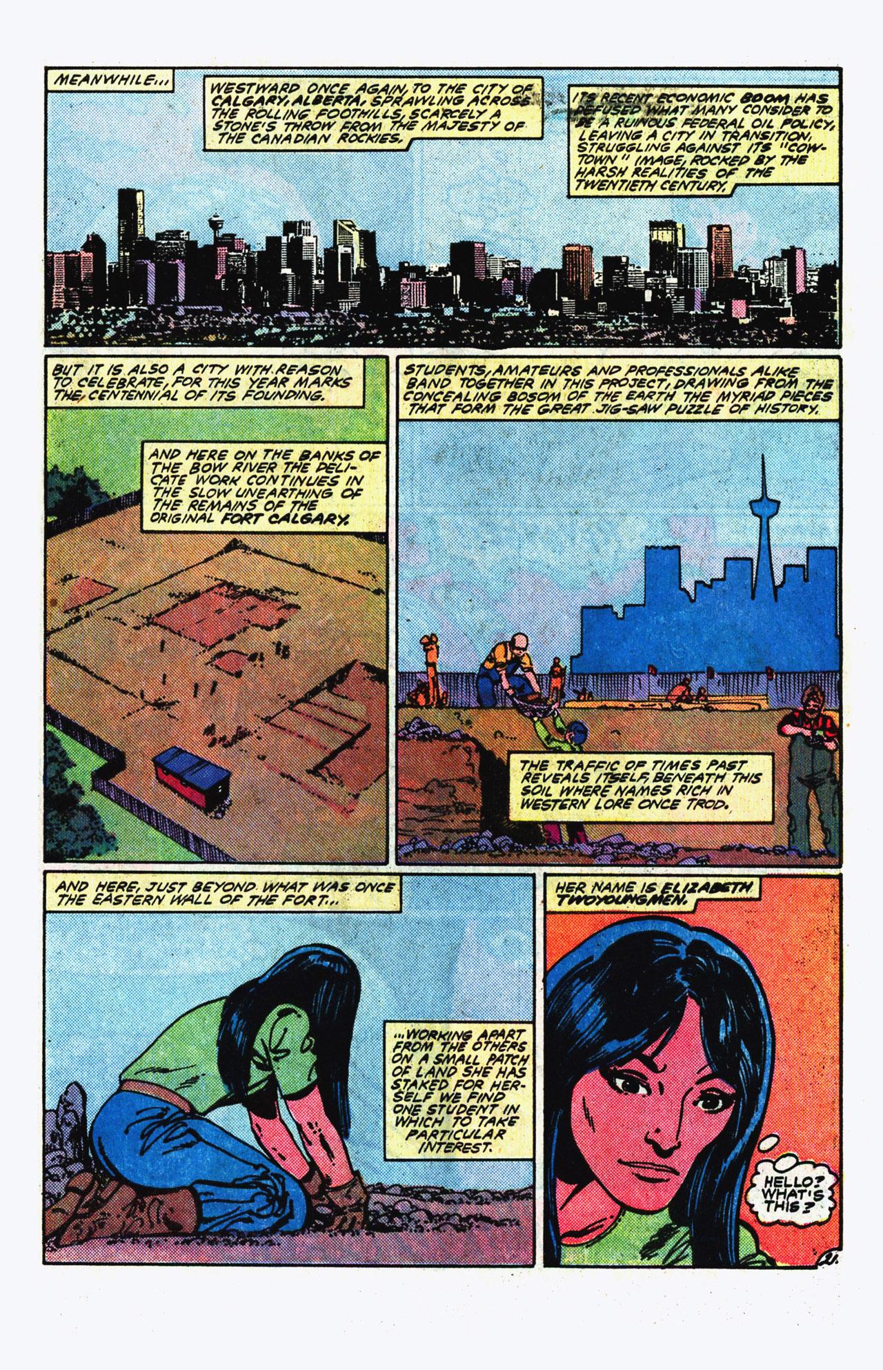 Alpha Flight (1983) 14 Page 21