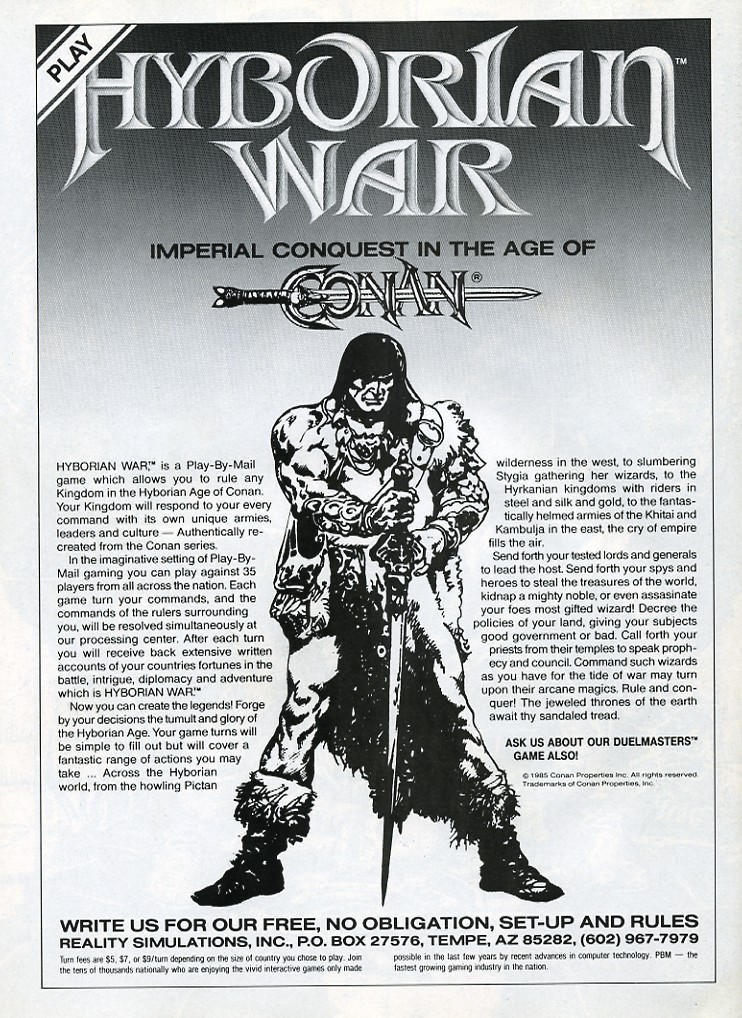The Savage Sword Of Conan Issue #192 #193 - English 68