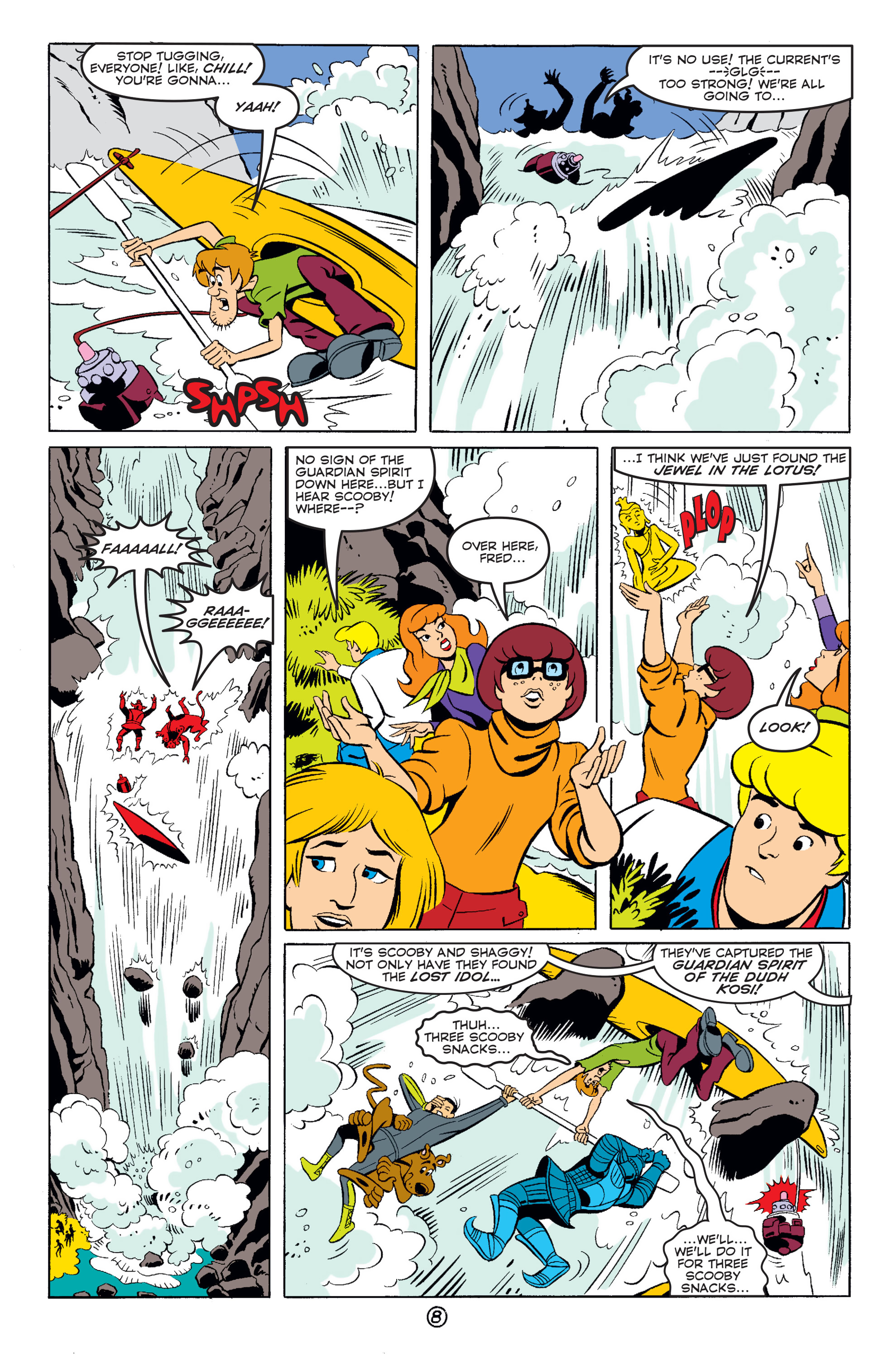 Read online Scooby-Doo (1997) comic -  Issue #54 - 21