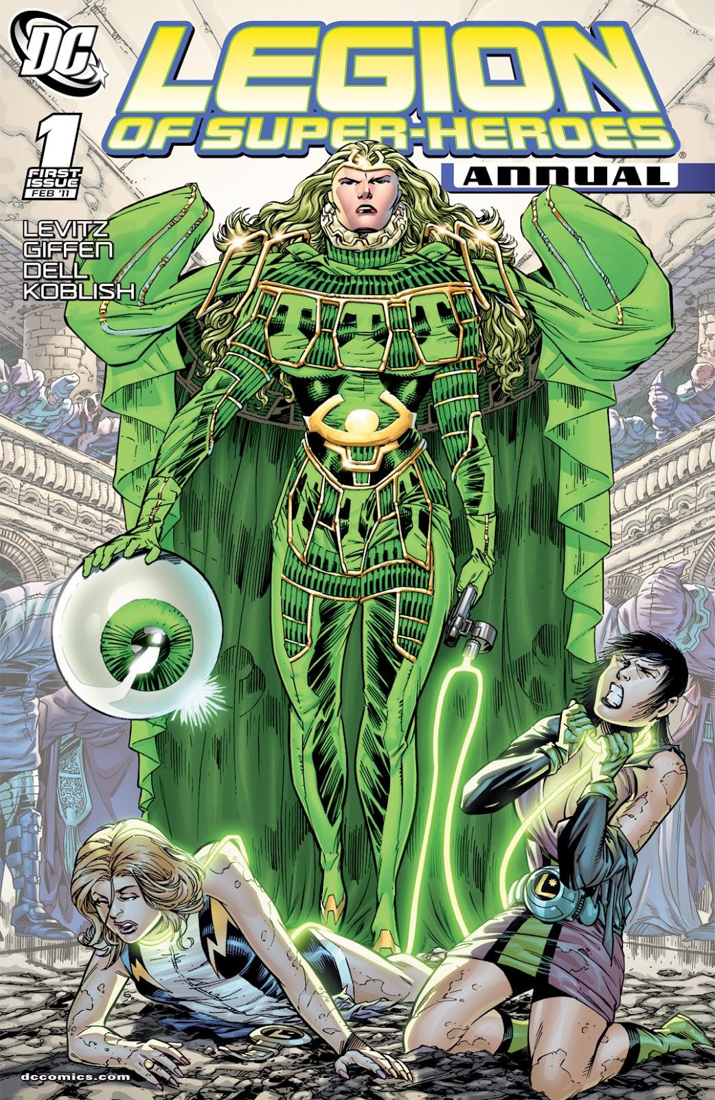 Legion of Super-Heroes (2010) _Annual 1 #1 - English 1