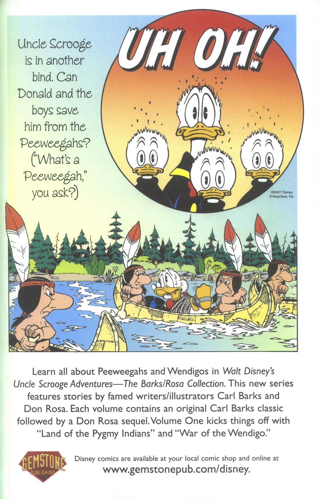 Uncle Scrooge (1953) Issue #367 #367 - English 65
