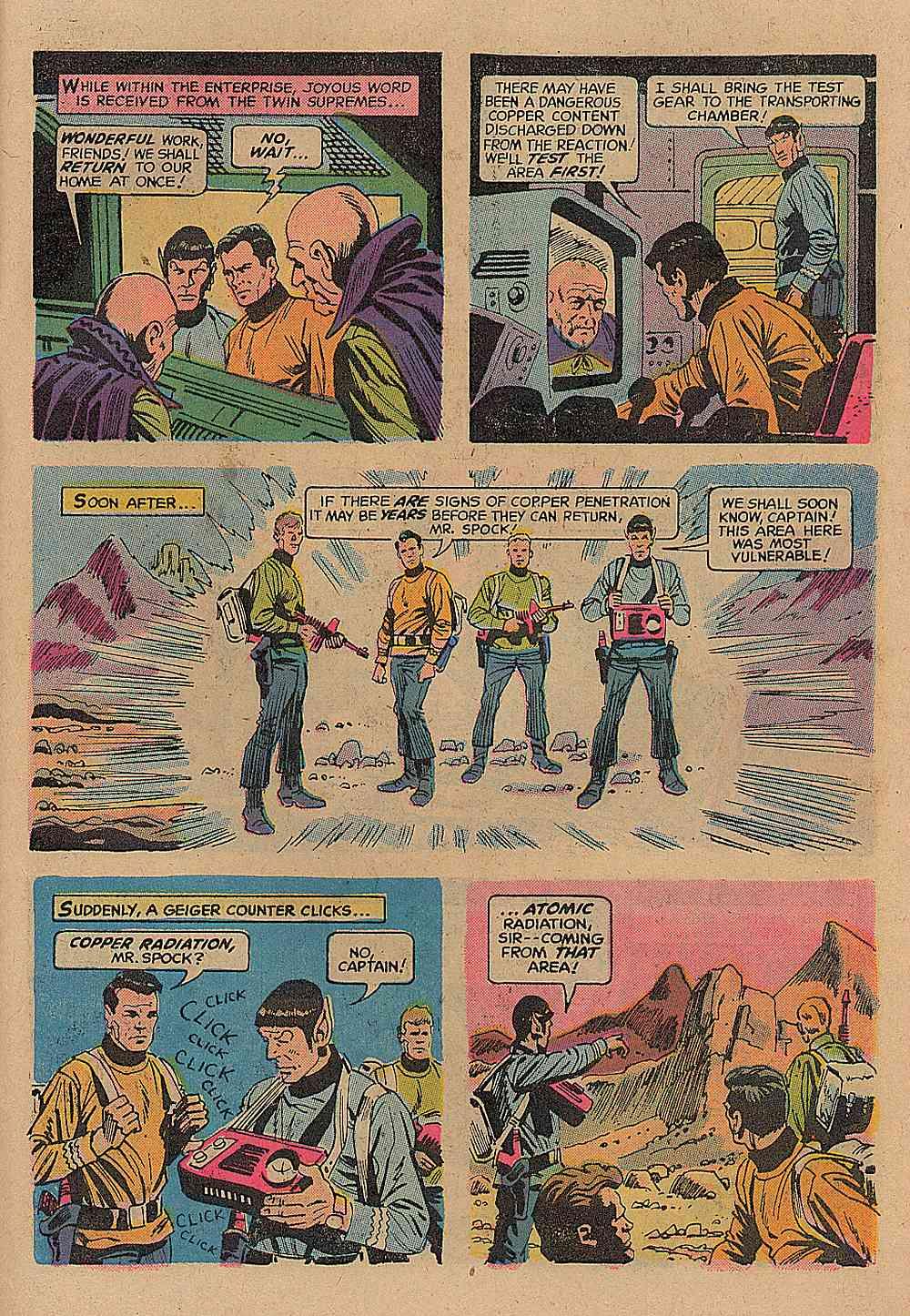 Star Trek (1967) Issue #37 #37 - English 19