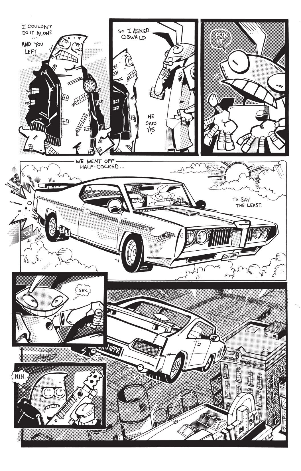 Read online Scud: The Disposable Assassin: The Whole Shebang comic -  Issue # TPB (Part 4) - 48