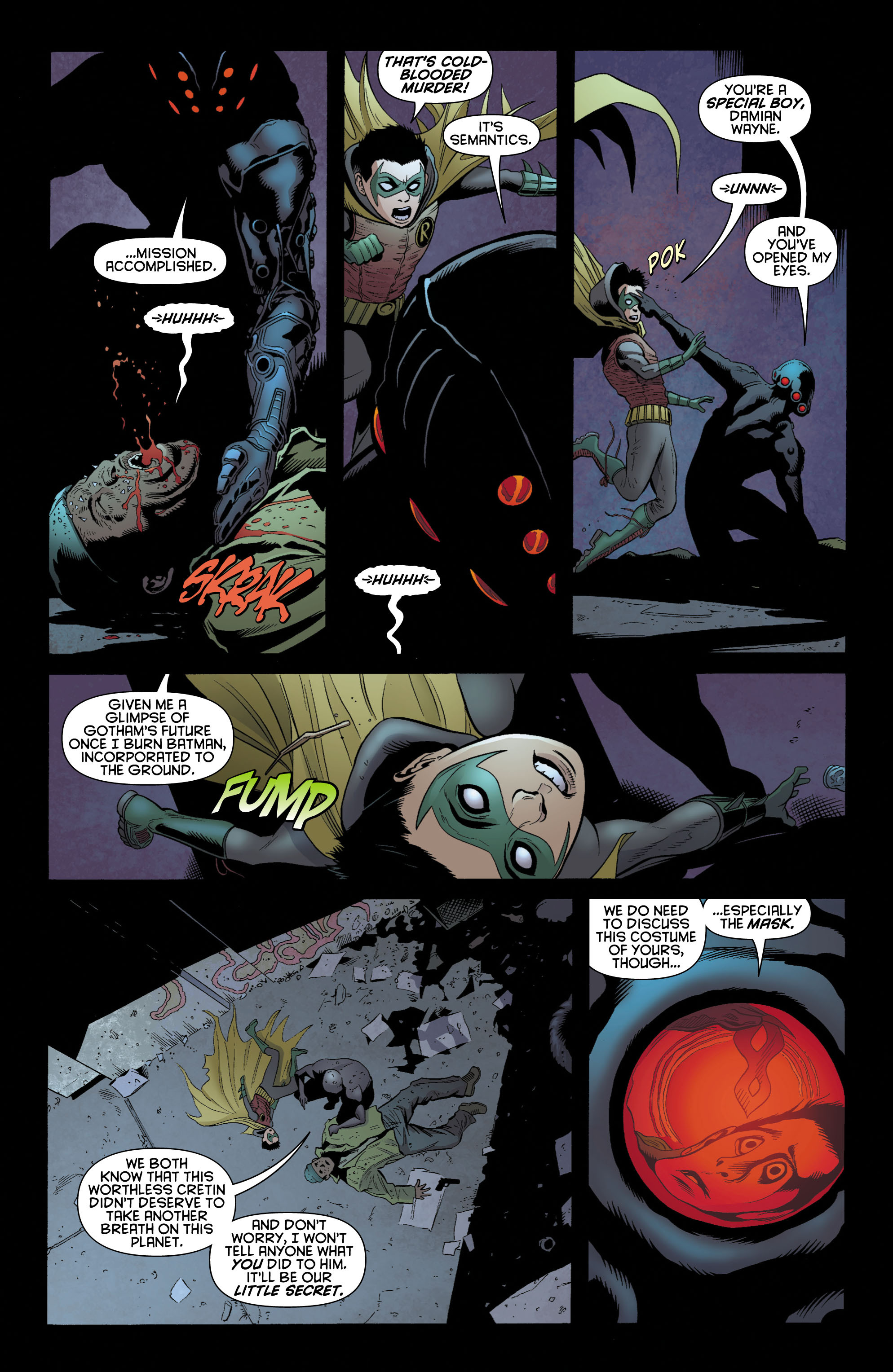 Batman and Robin (2011) chap 1 pic 61