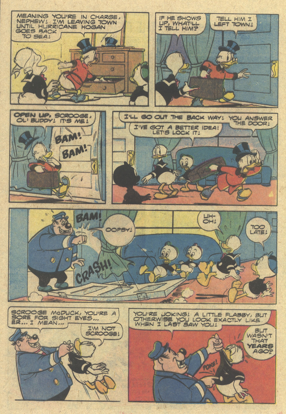 Donald Duck (1962) 196 Page 7